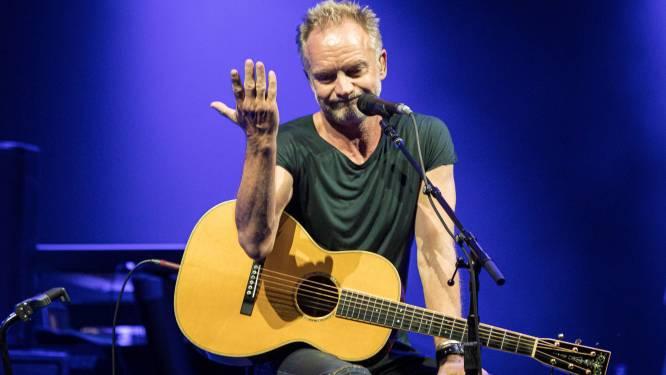 """""""Nog paar weken geduld"""" voor Sting-fans die geld terug willen"""
