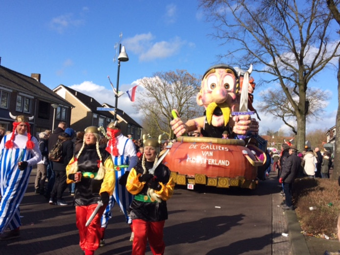 Carnaval in Didam.