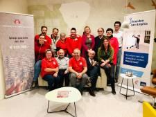 Vrienden van Siem uit Sint-Annaland maken ziekenhuis in Breda een stukje mooier