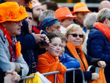 Prinsennacht en Koningsdag Apeldoorn bol van feestgedruis