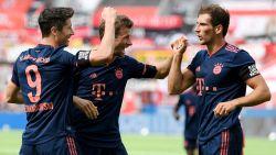 LIVE. 1-4! Onvermijdelijke Lewandowski maakt zijn 30ste goal van het seizoen