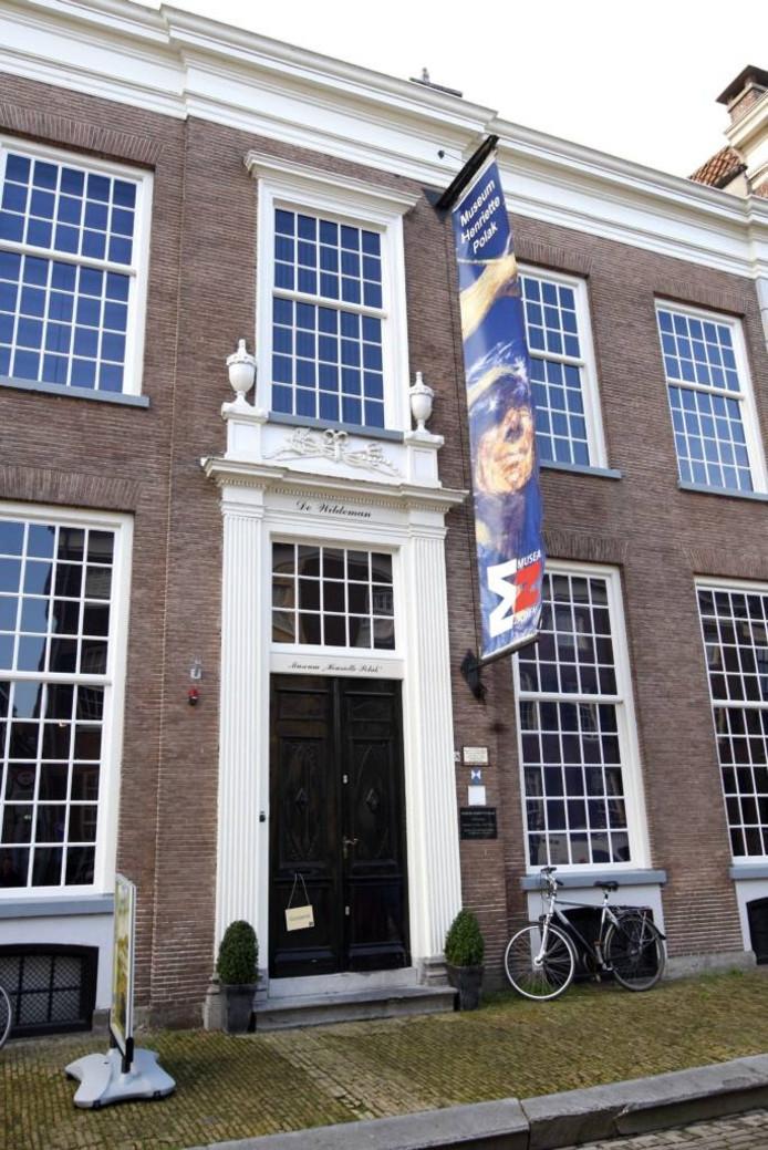 De Wildeman, Zaadmarkt 88 in Zutphen, hier zat Museum Henriette Polak . foto Ab Hakeboom