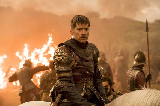 Acteur Nikolaj Coster-Waldau als Jaime Lannister.