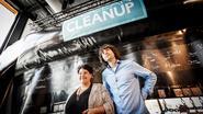 Prototype om oceanen op te ruimen voor Nederlandse kust
