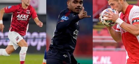 Karlsson, Danilo of Tadic: kies jouw eredivisiedoelpunt van de week