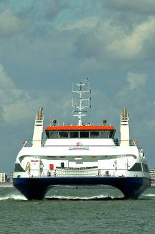 Storing Westerschelde Ferry voorbij - geen wachttijden meer