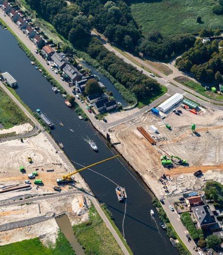 De bouw van de Rottemerentunnel in de A16 vordert gestaag: 'We gaan met 25 meter per week vooruit'