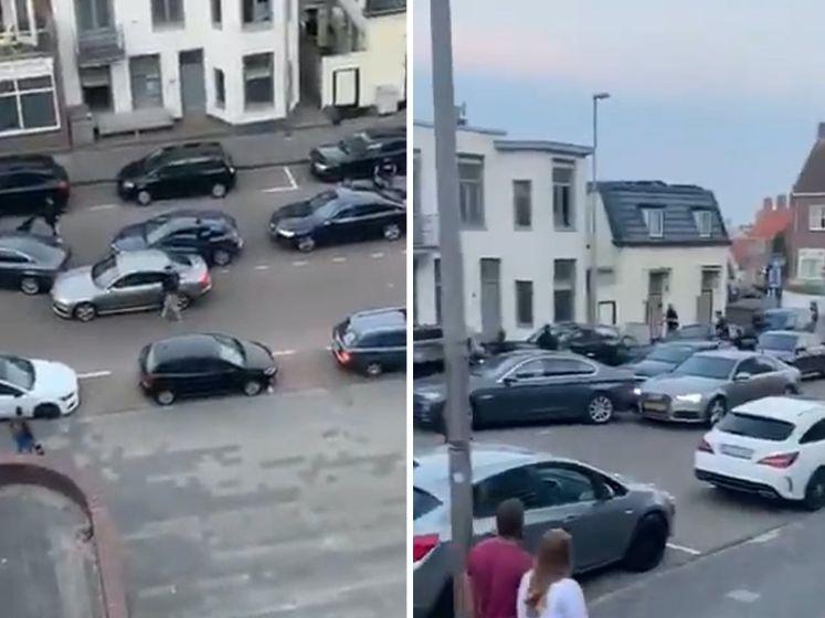Videobeelden van aanhouding moordverdachten Bas van Wijk