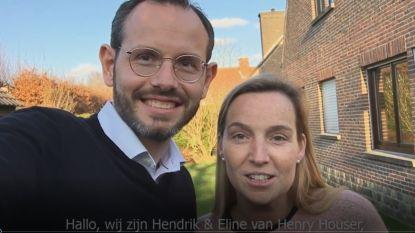 VIDEO. Henry Houser één dag hoofdsponsor van KV Kortrijk?