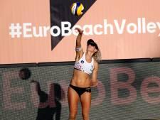 Beachvolleybalsters beginnen goed aan EK in Letland