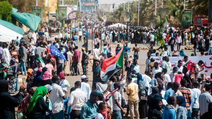 Avondklok opgeheven in Soedan ondanks aanhoudende betogingen