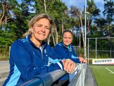 Topduo gaat met HC Tilburg voor de hoofdklasse: 'Alsof we hier al heel lang zitten'
