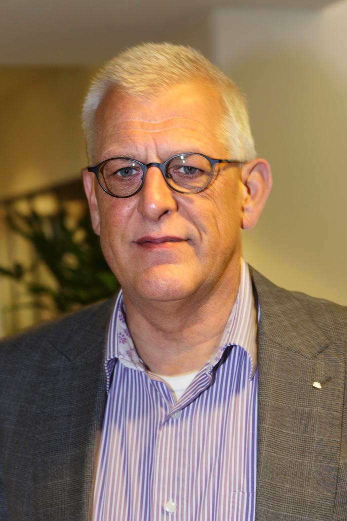 Johan Willemstein - voorzitter Stichting De 4DAAGSE