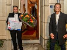 Mark Buijs en Aad Rijpsma zijn de cultuurprijswinnaars van Halderberge