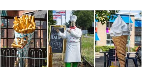 Horecareclame in Twente: taal zonder woorden