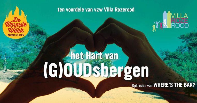 """""""De eerste editie van het Hart van (G)OUDsbergen zal plaatsvinden op zaterdag 8 december bij TCO - TC IRIS Opglabbeek."""