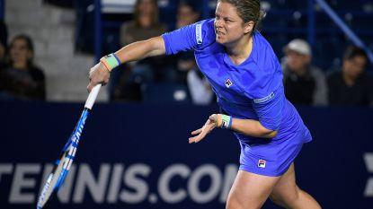 Clijsters gaat ook dubbelen: Limburgse vormt in Charleston duo met winnares US Open van 2017