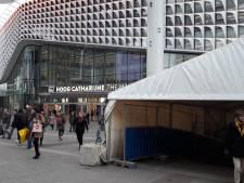 Fietsenstalling van 30 miljoen onder Utrecht CS is al paar maanden na opening lek