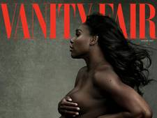 Zwangere Serena Williams doet naaktshoot voor Vanity Fair