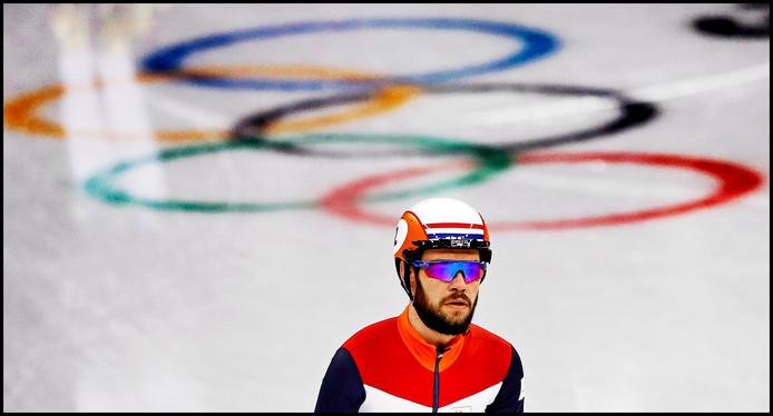 Sjinkie Knegt: wel goud op de 500 meter?