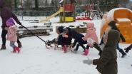 Dan tóch weer sneeuw in Limburg