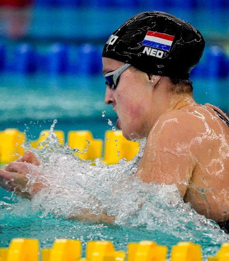 Wereldrecord Chantalle Zijderveld bij Rotterdam Qualification Meet