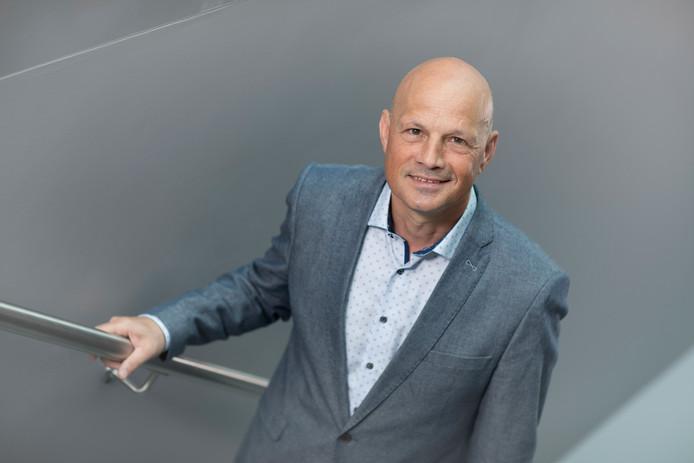 Wethouder Harrie van Dijk (Lokaal Sterk) van Helmond.