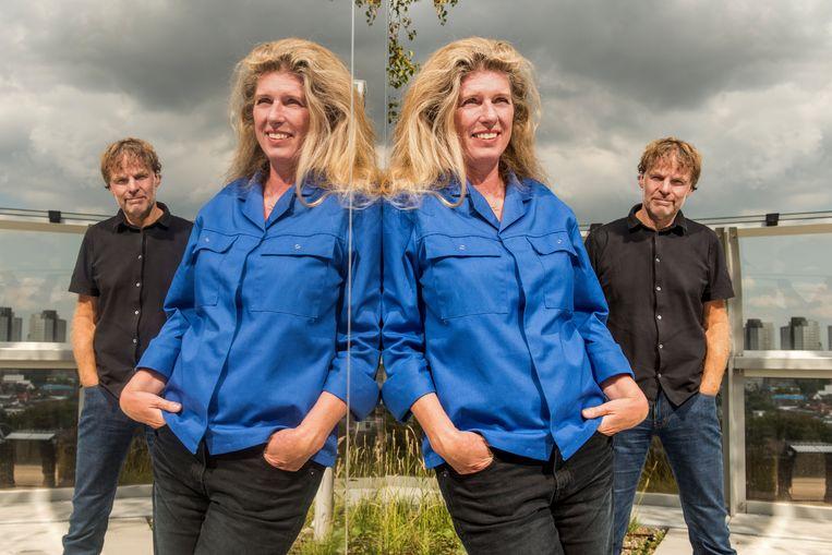 Architect Winy Maas en Boijmans-directeur Ina Klaassen. Beeld Eva Faché