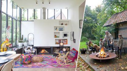 WOONVIDEO. Dit kleurrijk huis is gewapend tegen de grijze winter