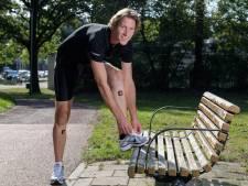 Allard uit Enschede had bij Singelloop een digitale trainer: 'Per direct loopadvies'