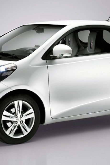 Vluchtauto overval Hrieps is witte Toyota IQ