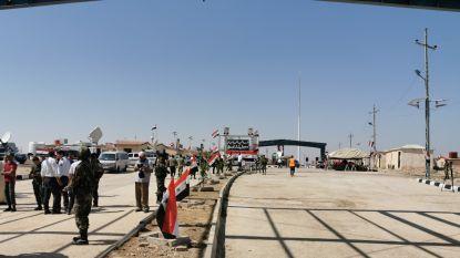 Irak heropent grensovergang met Syrië