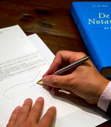 Ineens belt iedereen over het testament: telefoon bij notaris roodgloeiend