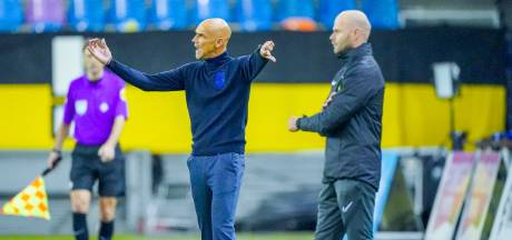 Succescoach Letsch looft de teamspirit bij Vitesse