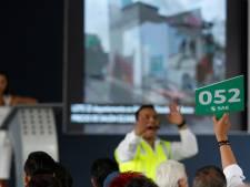 Mexico veilt obscure eigendommen drugsbazen; opbrengst naar goed doel