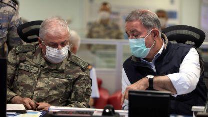 Turkije voert opnieuw bombardementen uit op Koerden in Irak