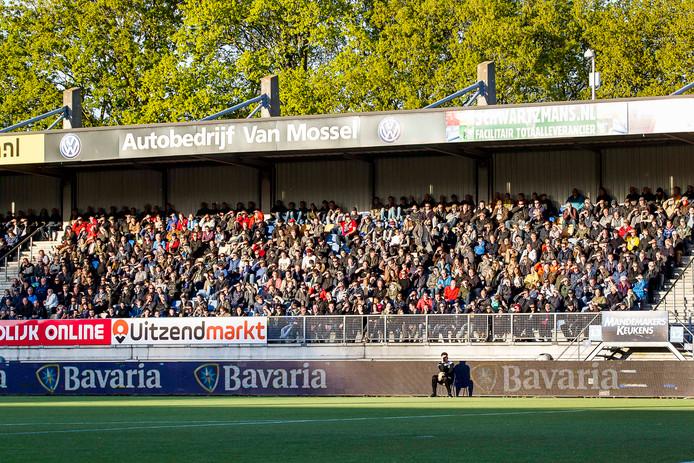 RKC Waalwijk zal in de toekomst het stadion niet meer gratis opstellen. Directeur Remco Oversier ergerde zich aan het gefluit al na zes minuten.