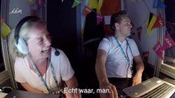 """Peter Van de Veire in de war tijdens Eurovisiesongfestival: """"Je hebt aan mijn tekst gezeten!"""""""
