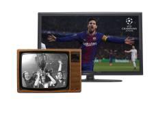'Straks zijn Messi en Ronaldo niet meer op televisie te zien'