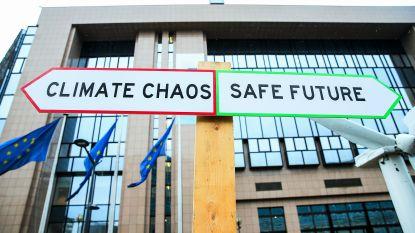 """""""Meeste Europese landen hebben te weinig ambitie om Klimaatakkoord Parijs na te komen: ook België hinkt achterop"""""""