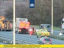 Twee pechgevallen zorgen voor file op A28 tussen Soesterberg en Amersfoort