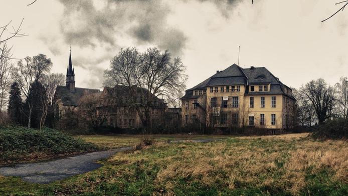 Het nazi-klooster in Duitsland waar Frens van der Sluis foto's maakte
