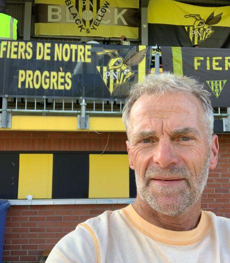John Smetsers bekeek Progrès Niederkorn voor Willem II: 'Het is niveau derde divisie'