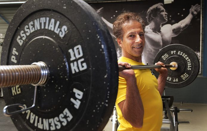 Mahmut Artan van sportschool Ma lifestyleclub.