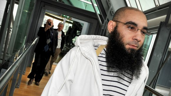 Sharia4Belgium-kopstuk Fouad Belkacem.