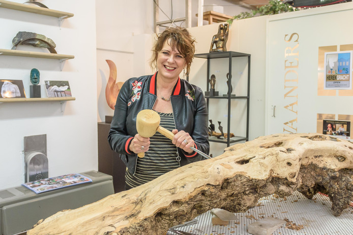 Frieda Waanders. Foto Christian van der Meij TT20170921