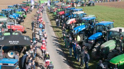 Boze boeren voeren morgen, net voor Dwars door Vlaanderen, actie tegen nieuw mestactieplan