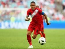 Guerrero mag topper met Flamengo spelen