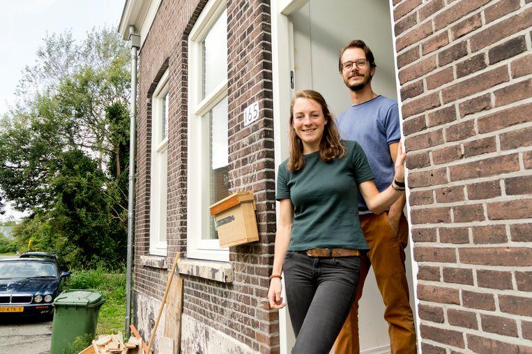 Gluren bij de duurzame buren in Rotterdam | TROUW