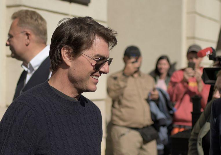 Tom Cruise moet opnieuw naar huis.